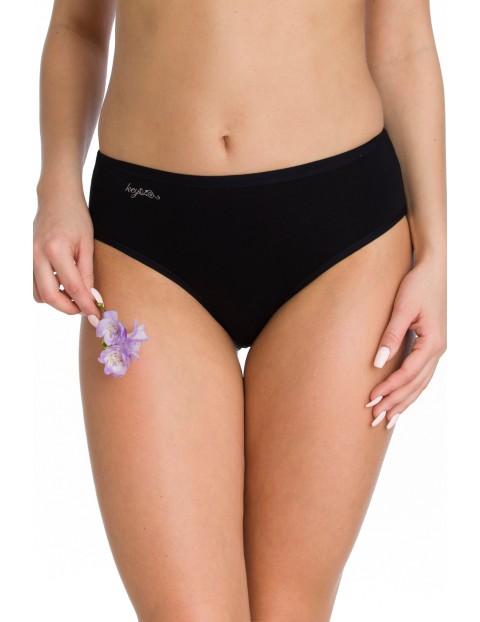 Klasyczne figi bikini - czarne