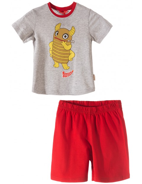 Piżama chłopięca 1W34DH