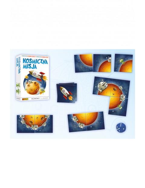 Gra edukacyjna dla dzieci Kosmiczna misja wiek 6+
