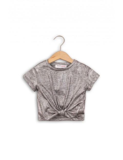 T-shirt dziewczęcy 4I34AC