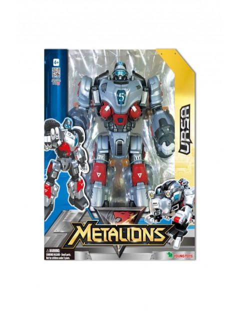 Metalions Ursa Robot transformer figurka wiek 4+