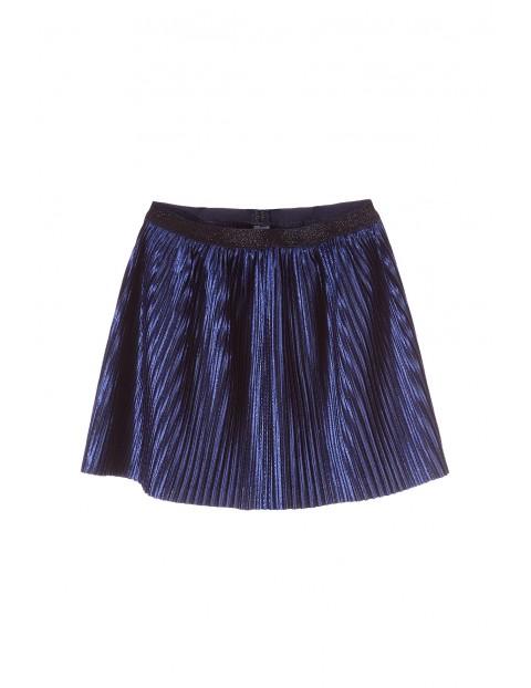 Spódnica dziewczęca plisowana