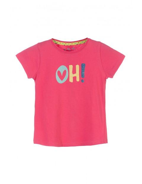 T-shirt dziewczęcy 3I3242