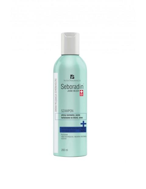 Seboradin Jasne Włosy szampon - 200ml