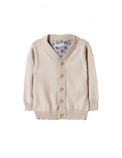 Sweter chłopięcy 1C3402