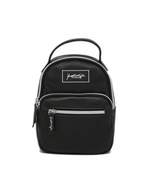 Plecak damski w kolorze czarnym