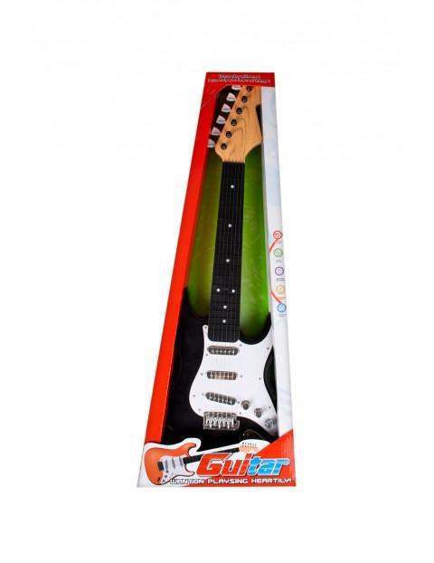 Instrumenty muzyczne gitara elektryczna Mega Creative 3+
