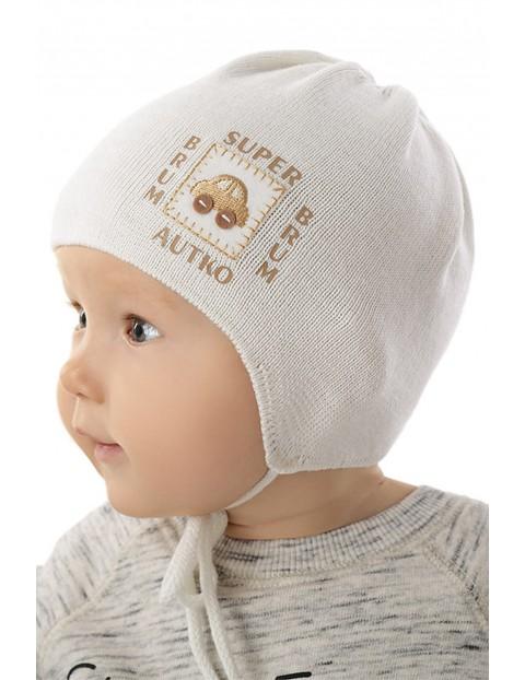 Czapka niemowlęca 5X32B3