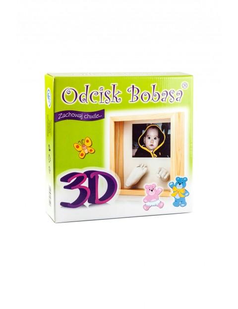 Odcisk bobasa 3D