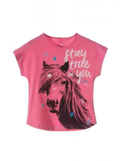 T-shirt dla dziewczynki 4I3517