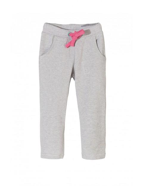 Spodnie dresowe dziewczęce 3M3117
