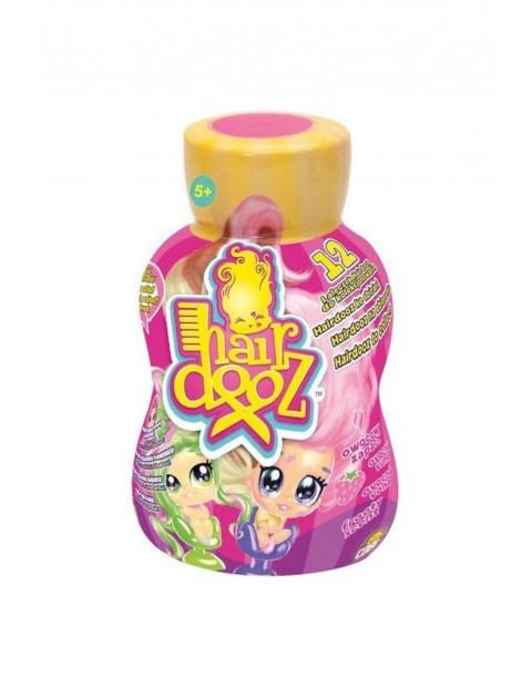 Hairdooz - laleczka niespodzianka w butelce szamponu