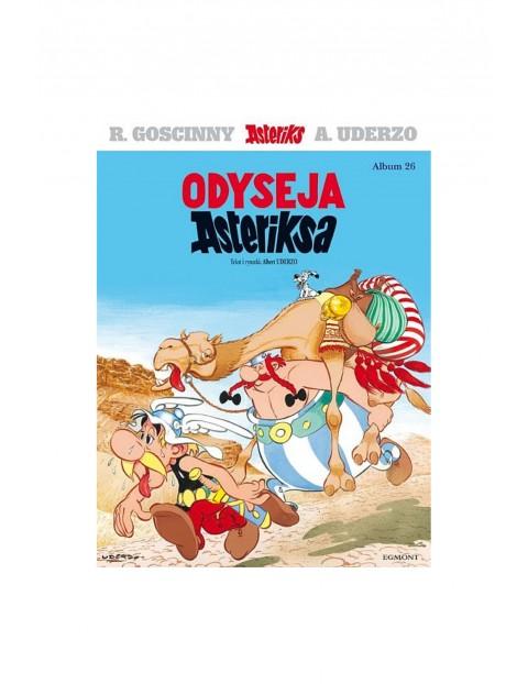 Komiks Asteriks-Odyseja Asteriksa. Album 26