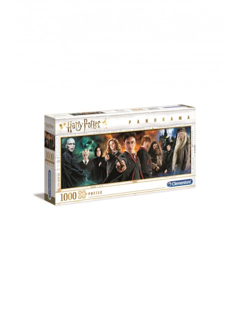 Puzzle Panoramiczne Harry Potter - 1000 elementów