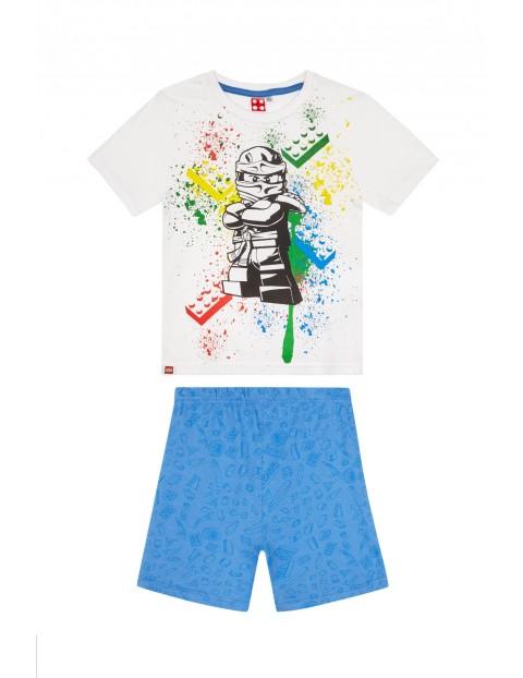 Piżama dla chłopca- Lego rozm 140