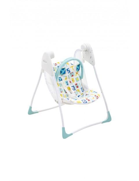 Huśtawka Graco Baby Delight Block Alphabet 0-9msc