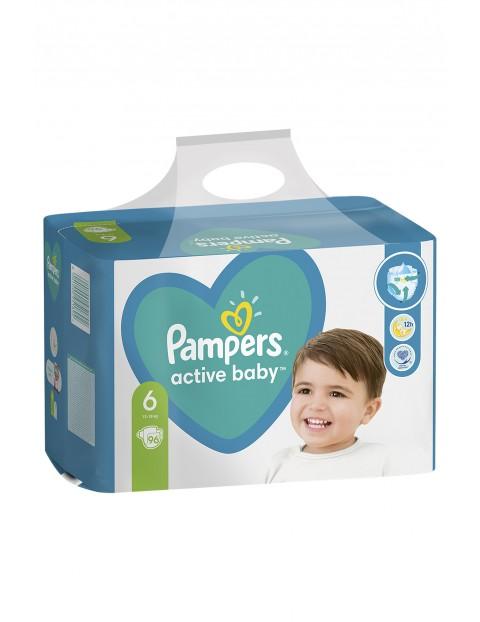 Pampers Active Baby, rozmiar6, 96pieluszek, 13kg-18kg