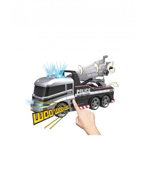 Ciężarówka policji- samochód 1Y35I7