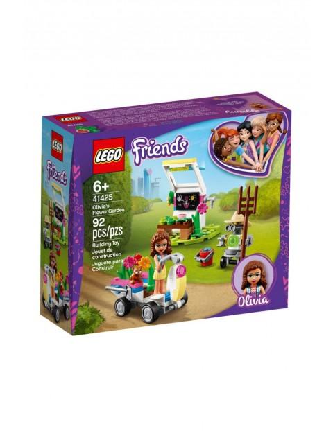 Lego Friends - Kwiatowy ogród Olivii - 92 elementy wiek 6+