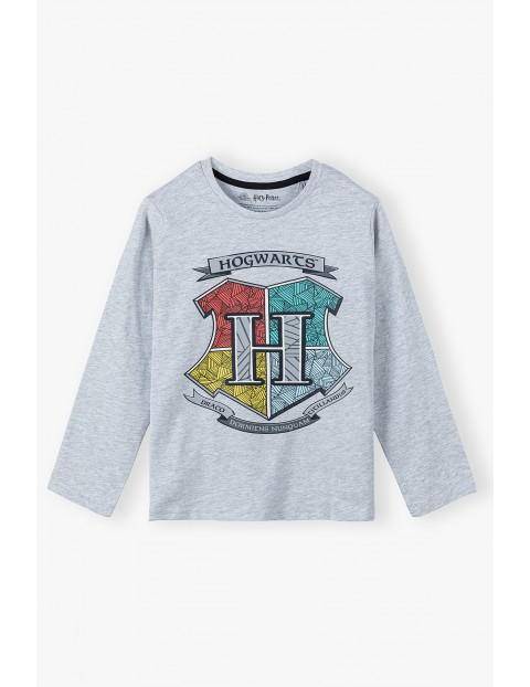 Bluzka chłopięca szara Harry Potter
