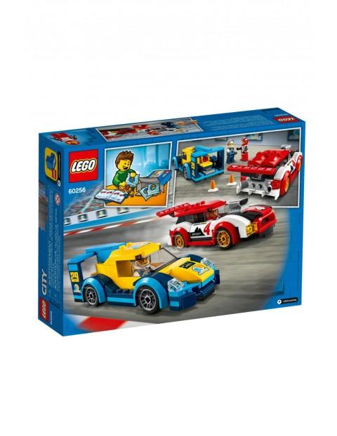 Lego City 60256  -  samochody wyścigowe - 190 elemetów wiek 5+