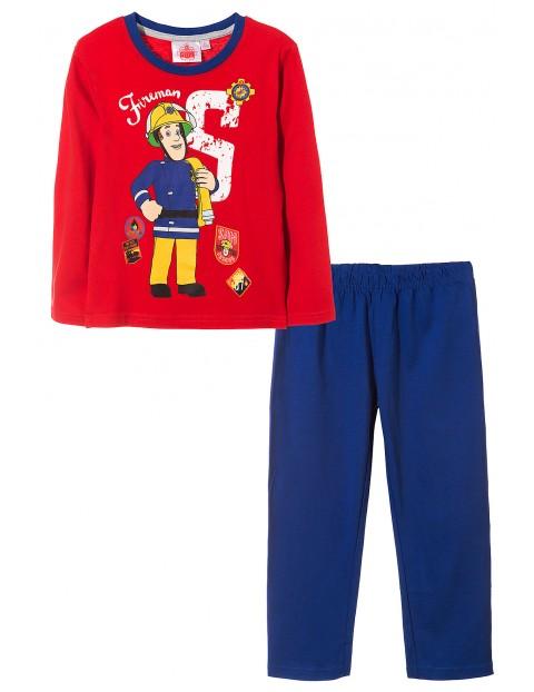 Pidżama chłopięca Strażak Sam 1W35B8
