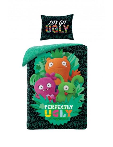 Pościel Ugly Dolls 140x200cm+70x90cm