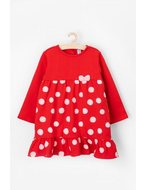 63d5cee524 Sukienka niemowlęca 100% bawełna