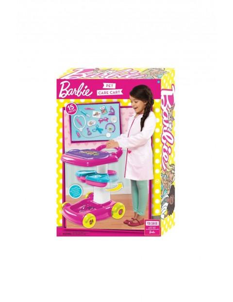 Barbie zestaw opiekunki zwierząt 3Y33F9