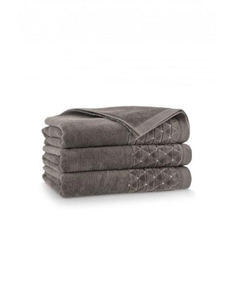 Ręcznik antybakteryjny Oscar z bawełny egipskiej sezam- 50x100 cm