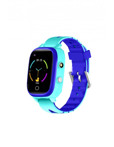 Smartwatch Garett Kids Sun 4G - niebieski