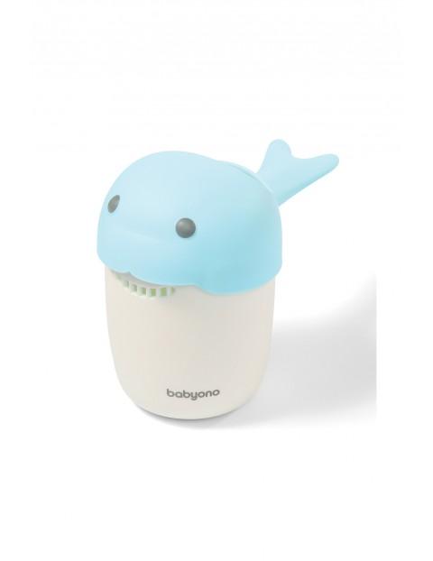 Kubek do mycia głowy Wieloryb niebieski babyono