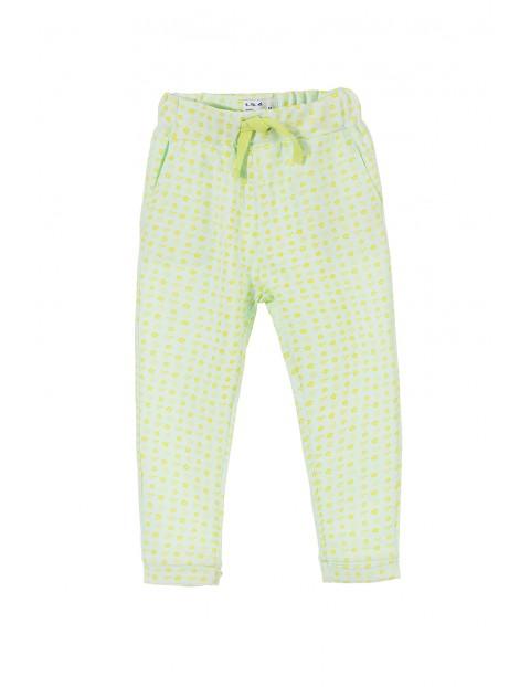 Spodnie dresowe niemowlęce 5M3222
