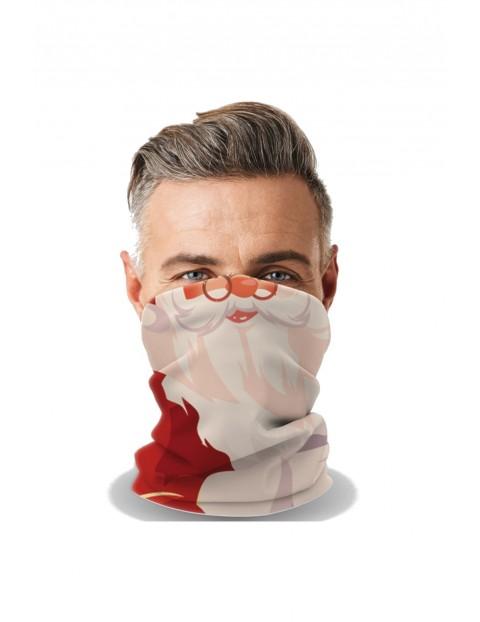 Komin wielofunkcyjny męski - Mikołaj