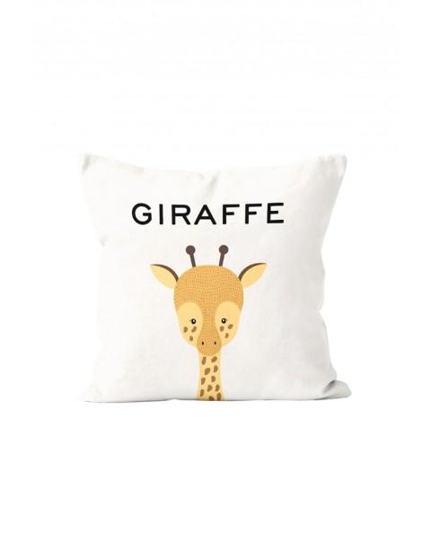 Poduszka 45x45cm Żyrafa