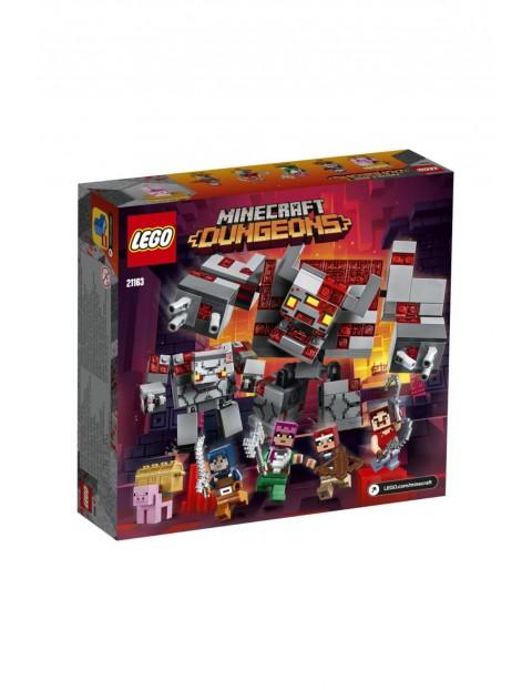 LEGO® Minecraft Monstra 21163 -  504 elementy wiek 8+
