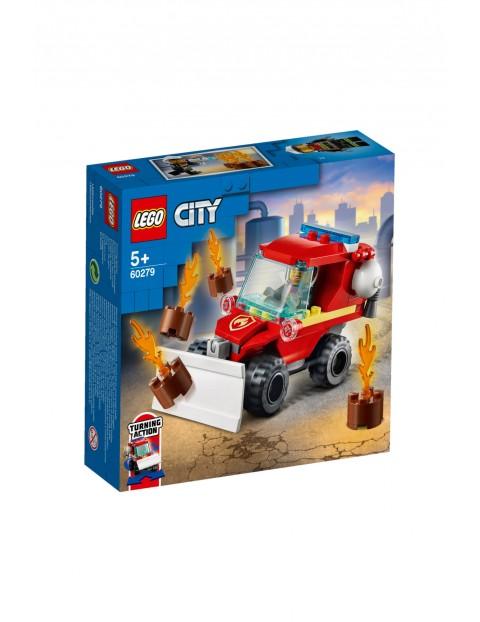 Klocki LEGO City - Mały wóz strażacki - 87 el