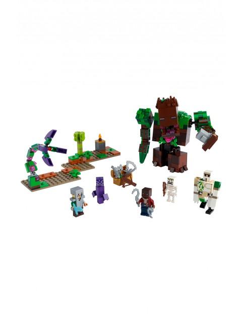LEGO Minecraft - Postrach Dżungli - 489 elementów, wiek 8+