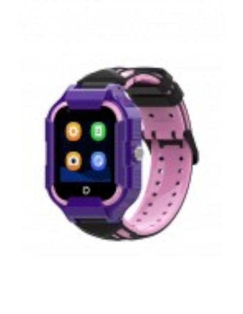 Smartwatch Garett Kids Neon 4G  - fioletowy
