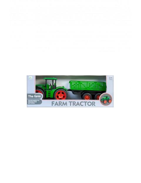 Traktor z przyczepką 1Y35CG