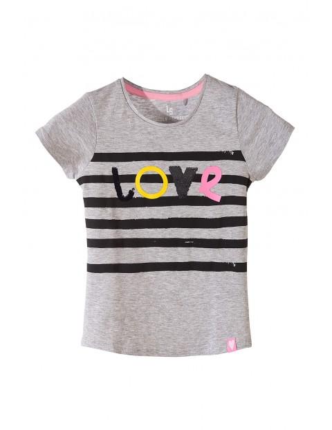 Koszulka dziewczęca 4I3604