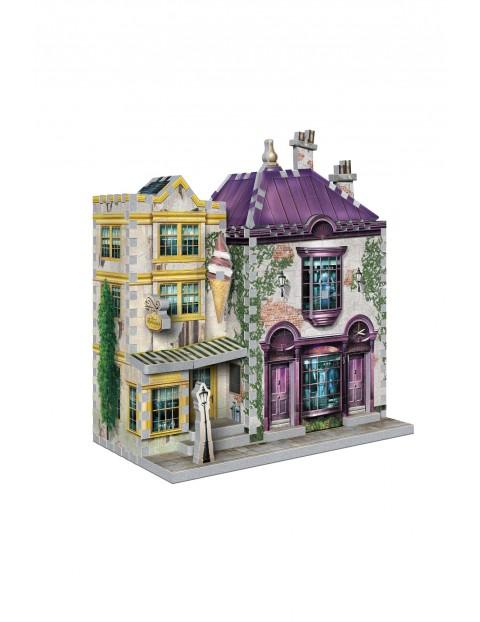 Wrebbit 3d puzzle Harry Potter Madam Malkin's & Florean Fortescue's Ice Cream 290 elementów
