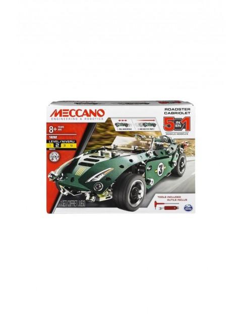 Klocki konstrukcyjne Meccano 5w1 2Y34CG