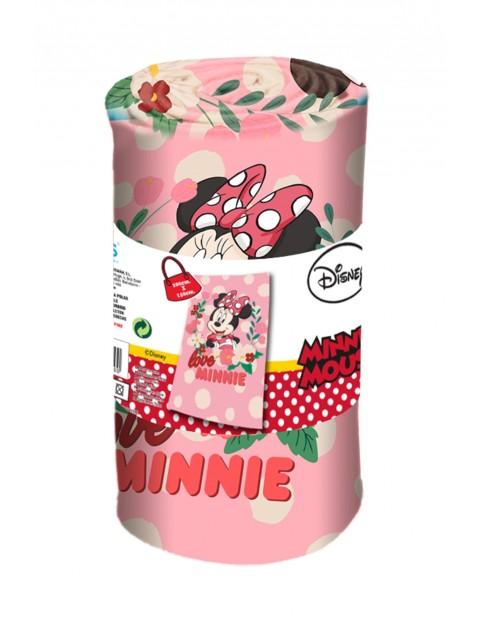 Myszka Minnie koc polarowy 150x100 cm