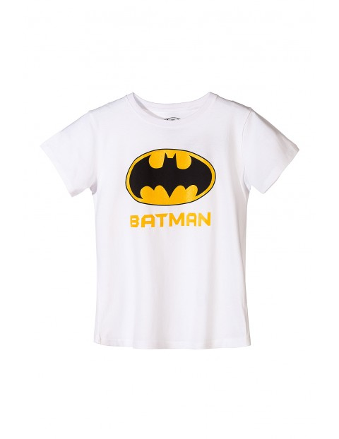 T-shirt dla chłopca Batman