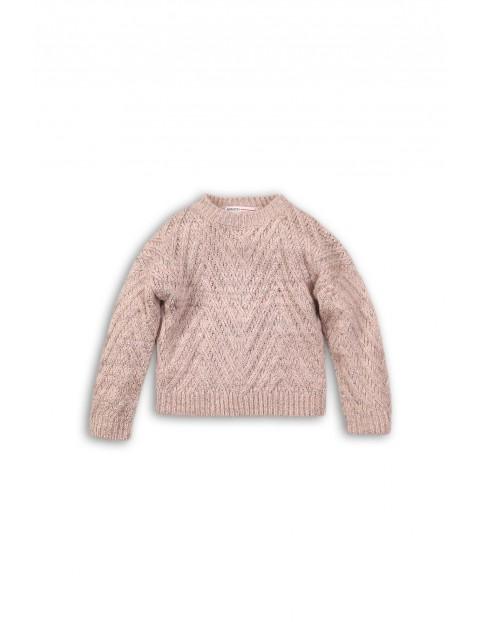 Sweter dziewczęcy 3C35AE