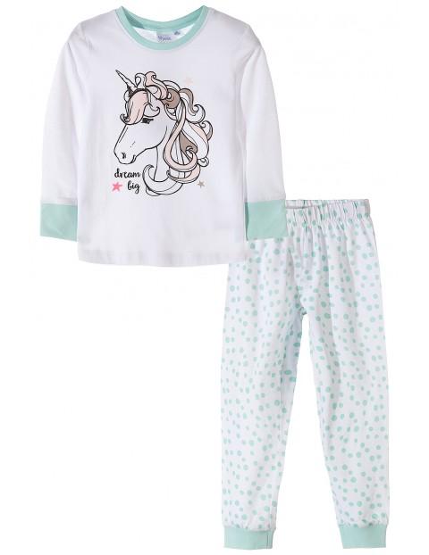 Pidżama dziewczęca 100% Bawełna 3W35C4