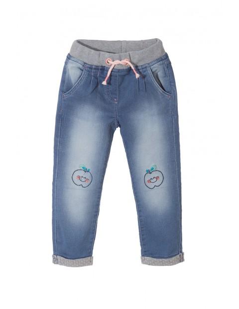 Spodnie dziewczęce 3L3303