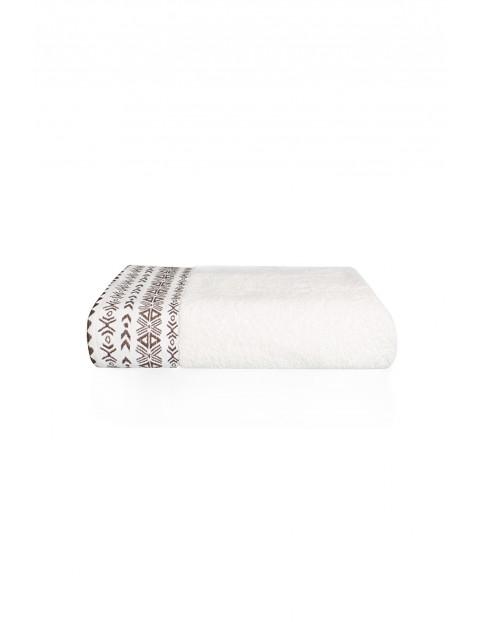 Ręcznik bawelniany DRIADA-kremowy 50X90cm