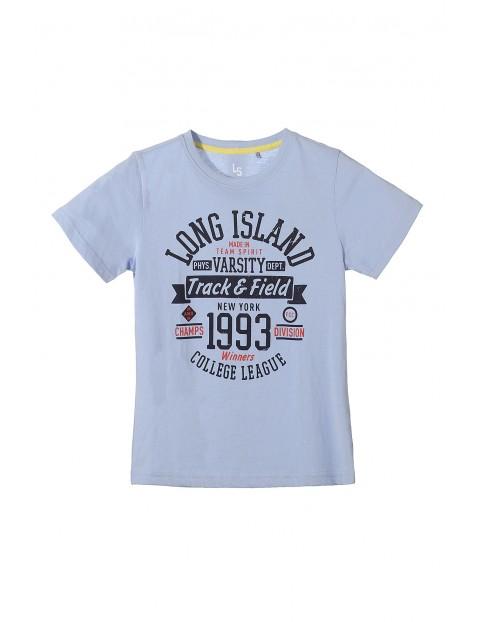 T-shirt dla chłopca 2I3507